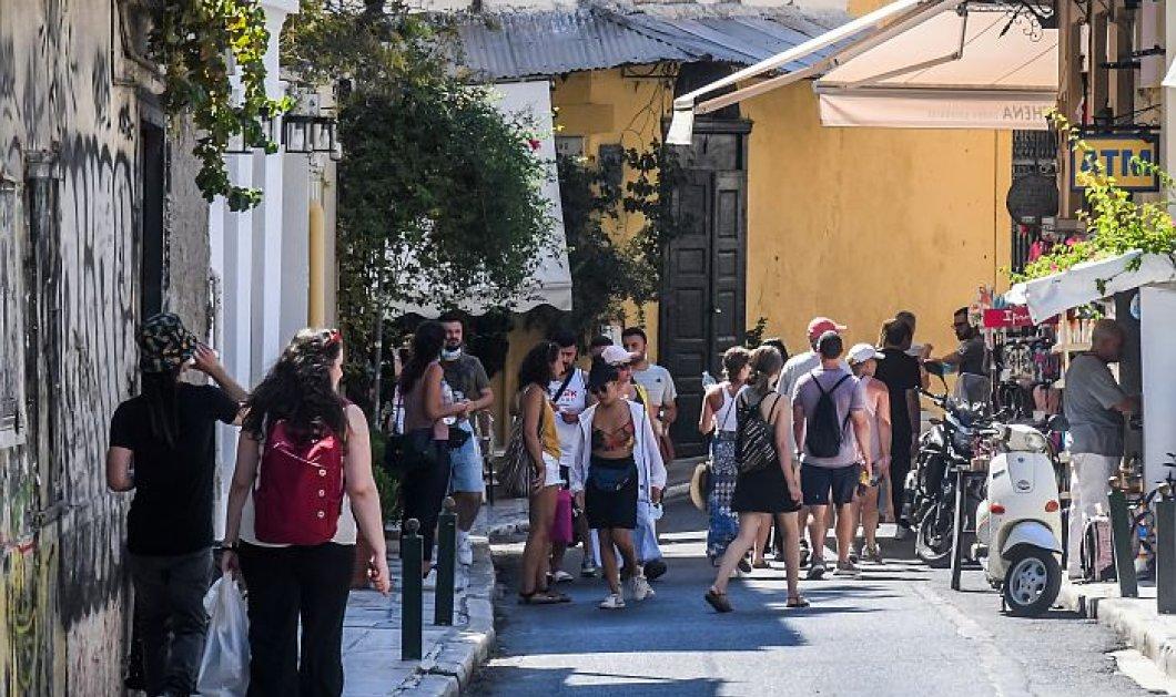 Κορωνοϊός - Ελλάδα: 2.132 νέα κρούσματα, 32 θάνατοι, 378 διασωληνωμένοι - Κυρίως Φωτογραφία - Gallery - Video