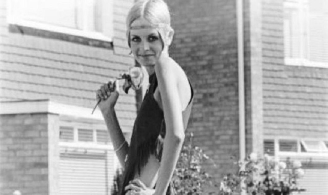 Vintage Fashion Pics: Η θρυλική Twiggy με Hippie look - Ήταν στη μόδα το 1967 είναι & σήμερα  - Κυρίως Φωτογραφία - Gallery - Video