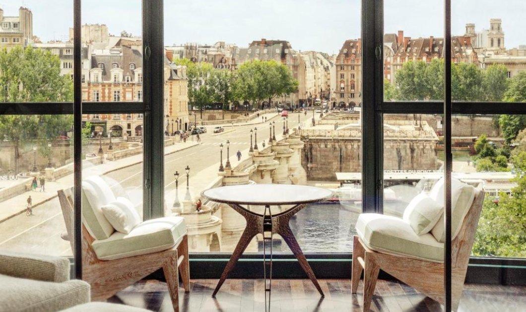 "Cheval Blanc: Στο Παρίσι το νέο σικ ξενοδοχείο - Η μονάδα ""κόσμημα"" που άνοιξε η Louis Vuitton στην πόλη του φωτός (φώτο) - Κυρίως Φωτογραφία - Gallery - Video"