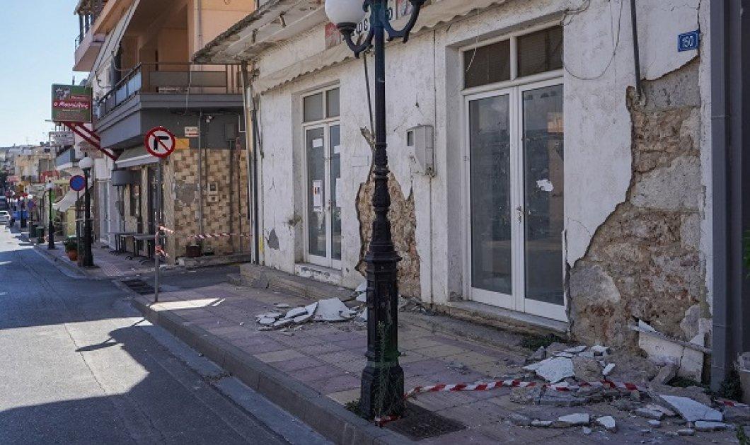 Ισχυρός σεισμός ταρακούνησε την Κρήτη - 6,3 Ρίχτερ το χτύπημα του Εγκέλαδου (βίντεο)  - Κυρίως Φωτογραφία - Gallery - Video