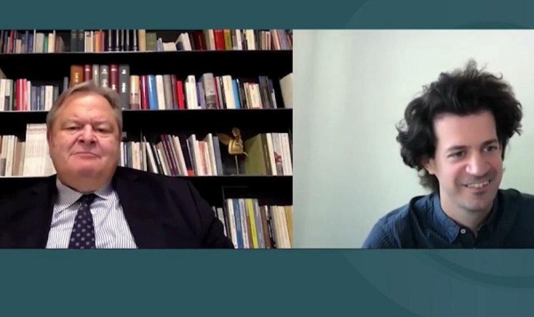 Αυτό το βίντεο αξίζει να το δείτε & να το ακούσετε: Κων. Δασκαλάκης - Βενιζέλος: Η τεχνητή νοημοσύνη & η ανάπτυξη της επιστήμης  - Κυρίως Φωτογραφία - Gallery - Video