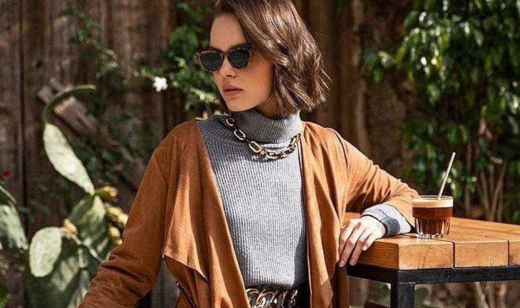 Ψάξαμε στην διαδικτυακή αγορά τα καλύτερα πουλόβερ που κυκλοφορούν - με ζιβάγκο η χωρίς, λεπτά ή χουχουλιάρικα (φωτό) - Κυρίως Φωτογραφία - Gallery - Video