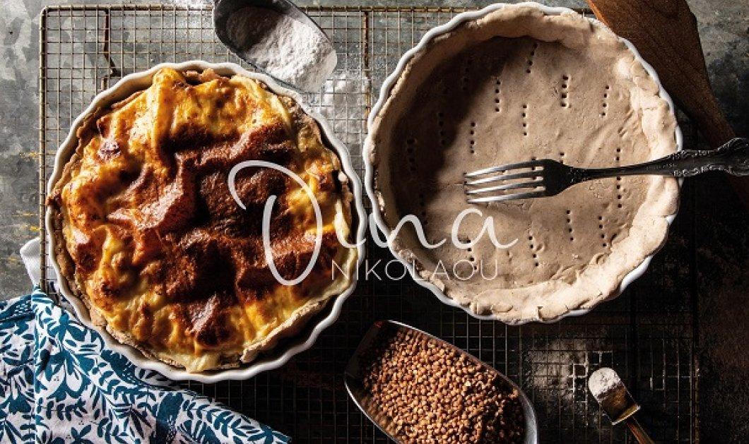 Ντίνα Νικολάου: Τάρτες με κοτόπουλο και μανιτάρια, χωρίς γλουτένη - χρησιμοποιούμε αλεύρι ρυζιού & φαγόπυρο - Κυρίως Φωτογραφία - Gallery - Video