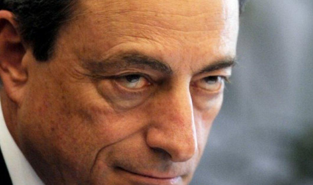 Bloomberg: O «Σούπερ Μάριο», διάδοχος της Μέρκελ στην Ε.Ε.; Ο Ιταλός που μπορούσε με μία του κουβέντα να ηρεμήσει τις διεθνείς αγορές - Κυρίως Φωτογραφία - Gallery - Video