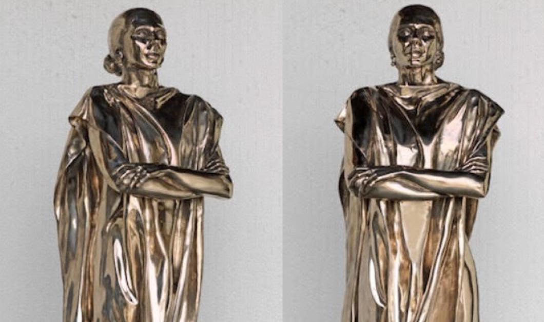 Αυτό είναι το συγκλονιστικό άγαλμα της Μαρίας Κάλλας: Το φιλοτέχνησε η κορυφαία γλύπτρια Αφροδίτη Λίτη - Δείτε φωτογραφίες - Κυρίως Φωτογραφία - Gallery - Video