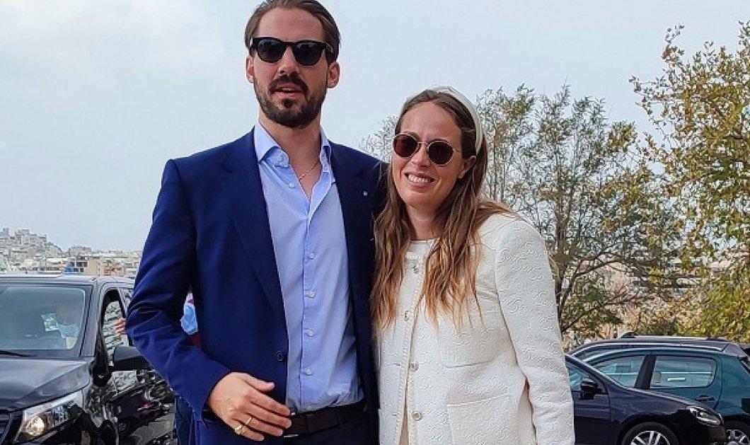 Post wedding γεύμα στον Ναυτικό Όμιλο του Πειραιά: Το casual dress code των γαλαζοαίματων & των λαμπερών καλεσμένων (φωτό & βίντεο) - Κυρίως Φωτογραφία - Gallery - Video