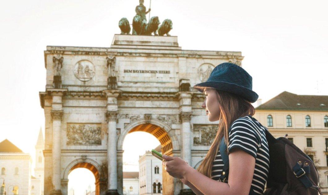 COSMOTE: 5G Roaming σε 34 χώρες σε όλο τον κόσμο - Για να επικοινωνείτε ελεύθερα από όπου κι αν βρίσκεστε - Κυρίως Φωτογραφία - Gallery - Video