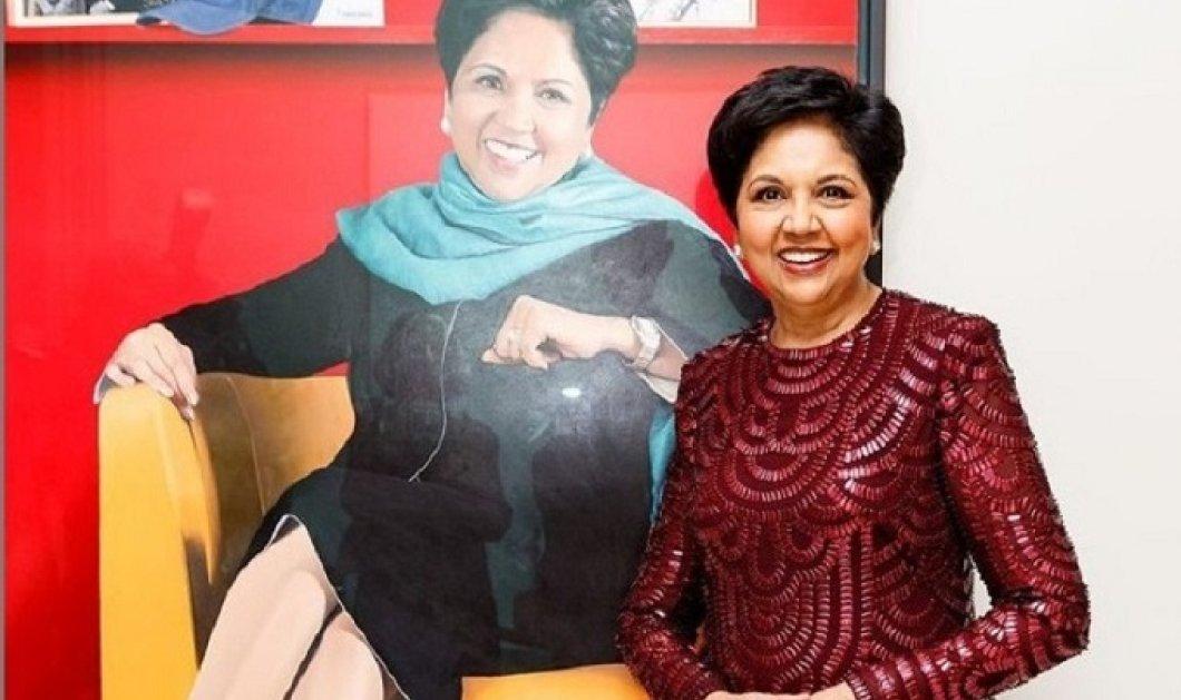 Topwoman η Ινδή Indra Nooyi - Η πρώην πρόεδρος & CEO της Pepsi co με περιουσία 297 εκ. δολάρια στο Δ.Σ. της Amazon (φώτο-βίντεο) - Κυρίως Φωτογραφία - Gallery - Video