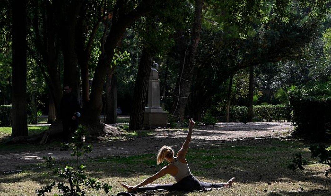Κορωνοϊός - Ελλάδα: 3.407 κρούσματα, 347 διασωληνωμένοι, 34 νεκροί - Κυρίως Φωτογραφία - Gallery - Video