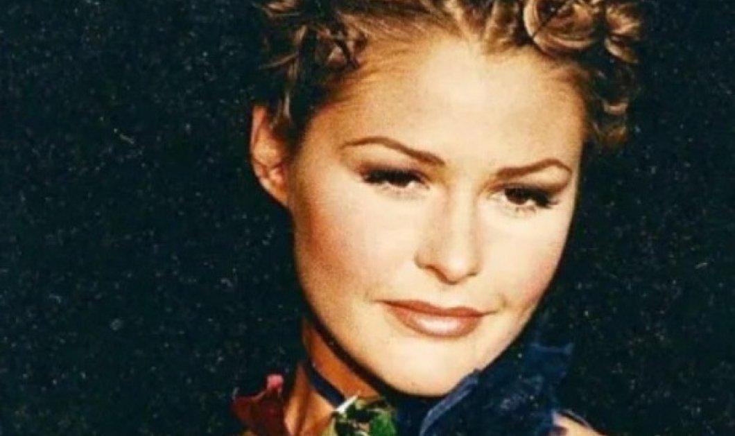 Πανέμορφη η Τζένη Μπαλατσινού: Η throwback φωτογραφία από show του Βασίλειου Κωστέτσου - κάπου στα 90ς - Κυρίως Φωτογραφία - Gallery - Video