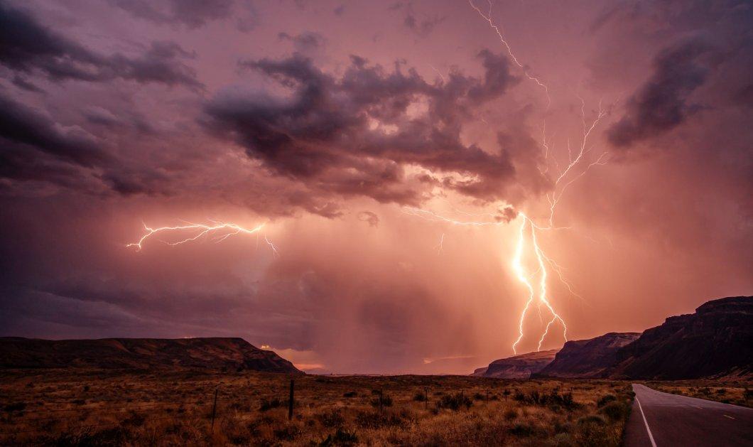 Κλέαρχος Μαρουσάκης: Σημαντική επιδείνωση του καιρού - Κρύο, βροχές & καταιγίδες τις επόμενες ημέρες (χάρτες) - Κυρίως Φωτογραφία - Gallery - Video
