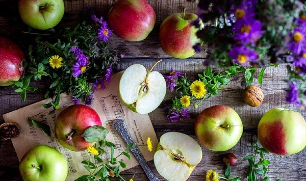 Ντίνα Νικολάου: Μήλο… 10 ιδέες για να το «δείτε» αλλιώς! - υπάρχουν πολλοί τρόποι για να το χρησιμοποιήσουμε  - Κυρίως Φωτογραφία - Gallery - Video