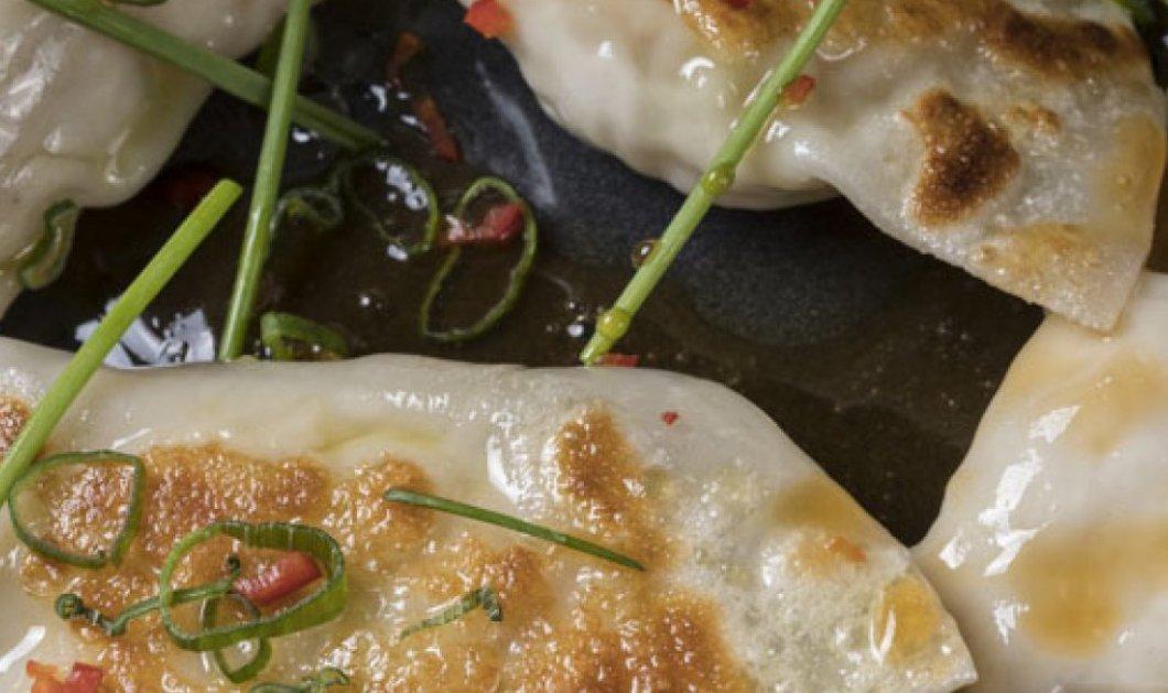 Γιάννης Λουκάκος: Γουόντον με γαρίδες και λαχανικά - Ένα τέλειο ορεκτικό που μυρίζει Ασία..   - Κυρίως Φωτογραφία - Gallery - Video