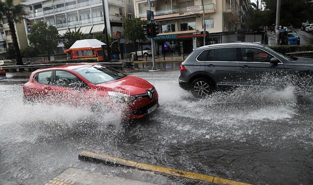 Κακοκαιρία ''Μπάλλος'': Συνεχίζονται και σήμερα Παρασκευή, οι βροχές, οι καταιγίδες & οι χιονοπτώσεις - Ποιες περιοχές θα επηρεαστούν; (live χάρτης) - Κυρίως Φωτογραφία - Gallery - Video