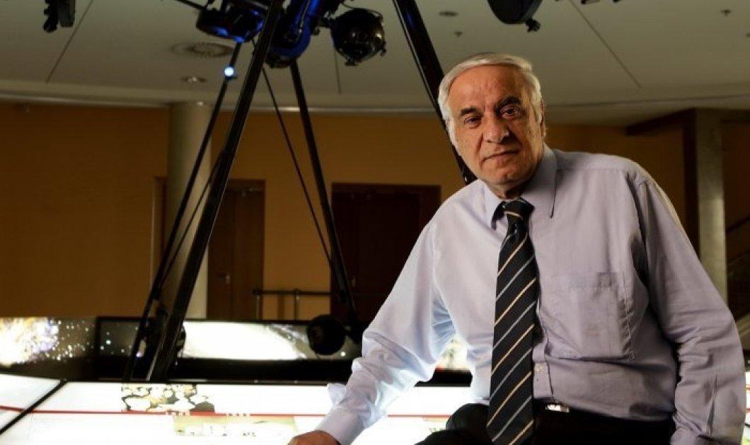Συγκλονίζει ο αστροφυσικός Διονύσης Σιμόπουλος: Στη μάχη που δίνω με τον καρκίνο, εγώ είμαι Επικούρειος - Κυρίως Φωτογραφία - Gallery - Video
