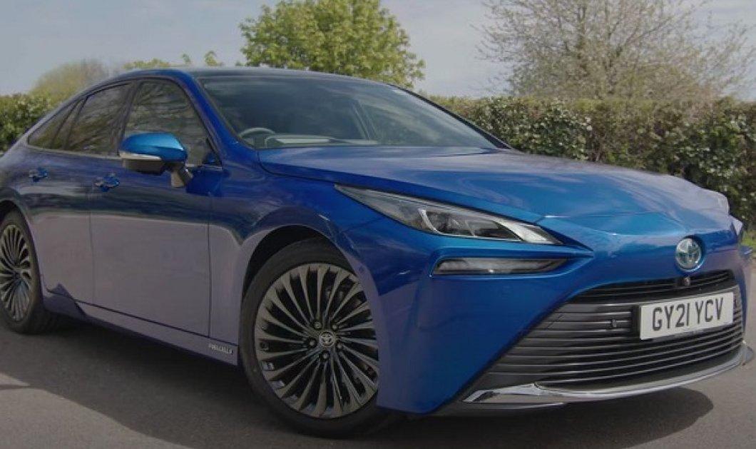 Υβριδικό ή ηλεκτρικό; Τίποτα από τα δύο - αυτοκίνητο υδρογόνου είναι το μέλλον & η νέα κατηγορία (βίντεο) - Κυρίως Φωτογραφία - Gallery - Video