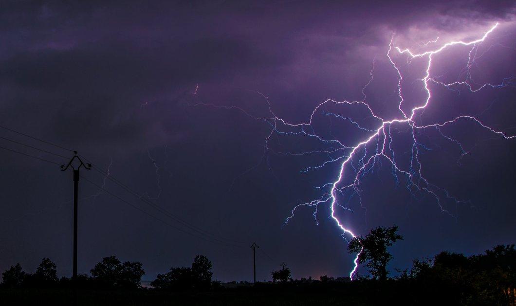 Έρχεται η κακοκαιρία ''Αθηνά'' - Φέρνει τσουχτερό κρύο, βροχές, καταιγίδες & χαλαζοπτώσεις - Πού και πότε θα χτυπήσει   - Κυρίως Φωτογραφία - Gallery - Video