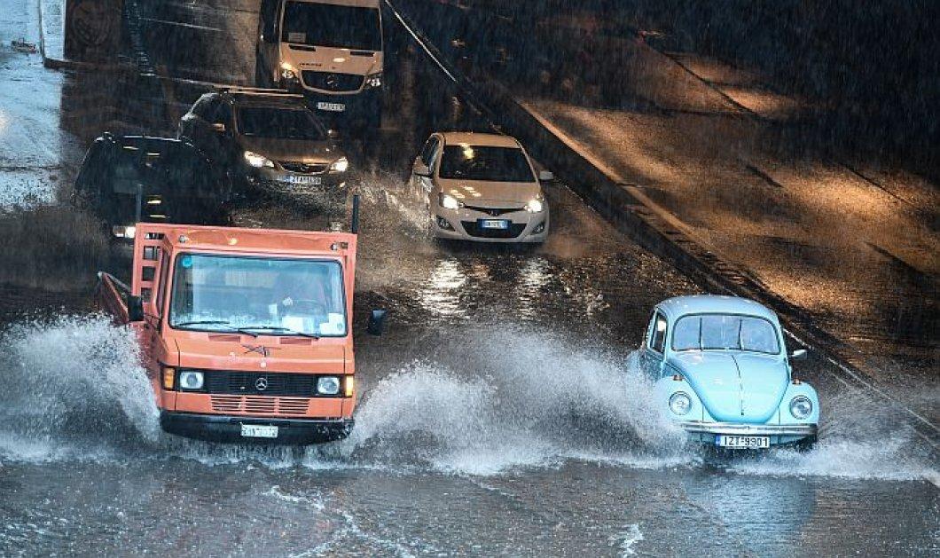 Κακοκαιρία ''Μπάλλος'' - Γιάννης Καλλιάνος: Πυρήνας καταιγίδων προερχόμενος από τον Σαρωνικό θα κινηθεί προς την Αττική - Ο καιρός θα επιδεινωθεί, προσοχή (χάρτες) - Κυρίως Φωτογραφία - Gallery - Video