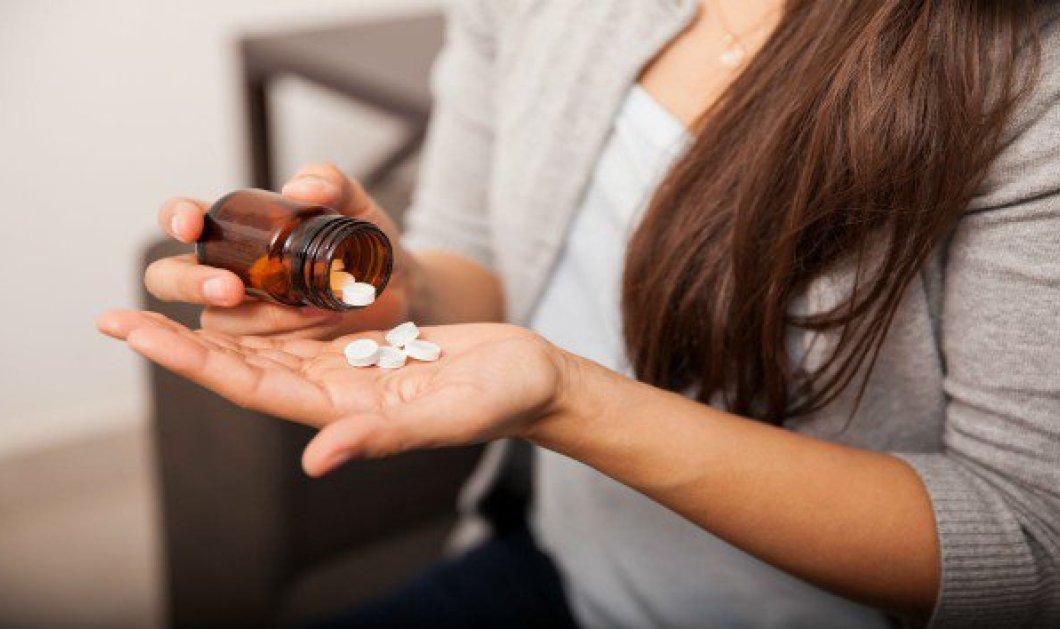 Ασπιρίνη: 8 χρήσεις της που θα σας εκπλήξουν! Από τα σπυράκια ως την κιτρινίλα των τσιγάρων! - Κυρίως Φωτογραφία - Gallery - Video