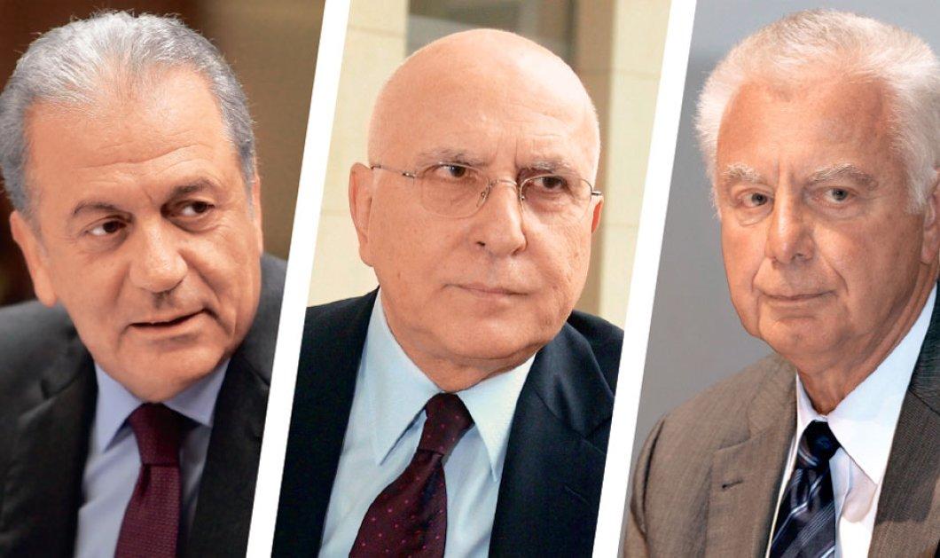 Αβραμόπουλος, Δήμας, Πικραμμένος: Ποιος είναι ο επικρατέστερος για την Προεδρία της Ελληνικής Δημοκρατίας;  - Κυρίως Φωτογραφία - Gallery - Video
