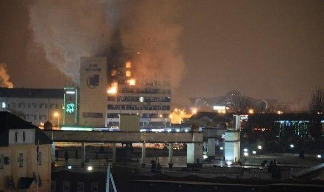 Φλέγεται η Τσετσενία - Πόλεμος και μάχες σώμα με σώμα αστυνομικών - αυτονομιστών - 13 νεκροί μέχρι στιγμής! (φωτό - βίντεο) - Κυρίως Φωτογραφία - Gallery - Video