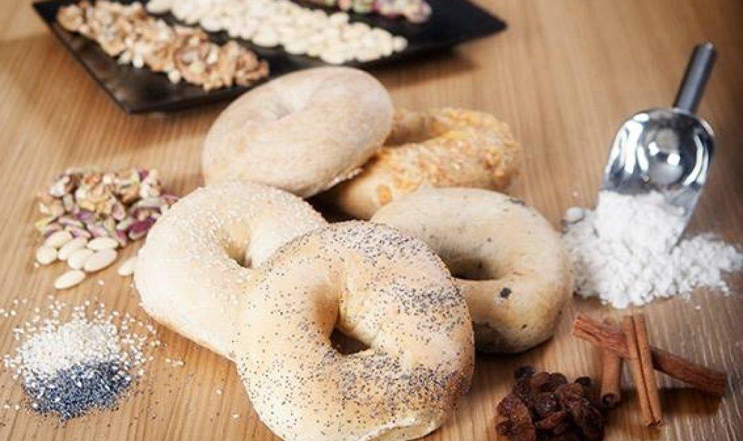 Αέρας Νέας Υόρκης μας περιμένει στο Κολωνάκι - Δοκιμάστε τα πιο νόστιμα και φρεσκοψημένα bagels του Madeya και δεν θα χάσετε! - Κυρίως Φωτογραφία - Gallery - Video