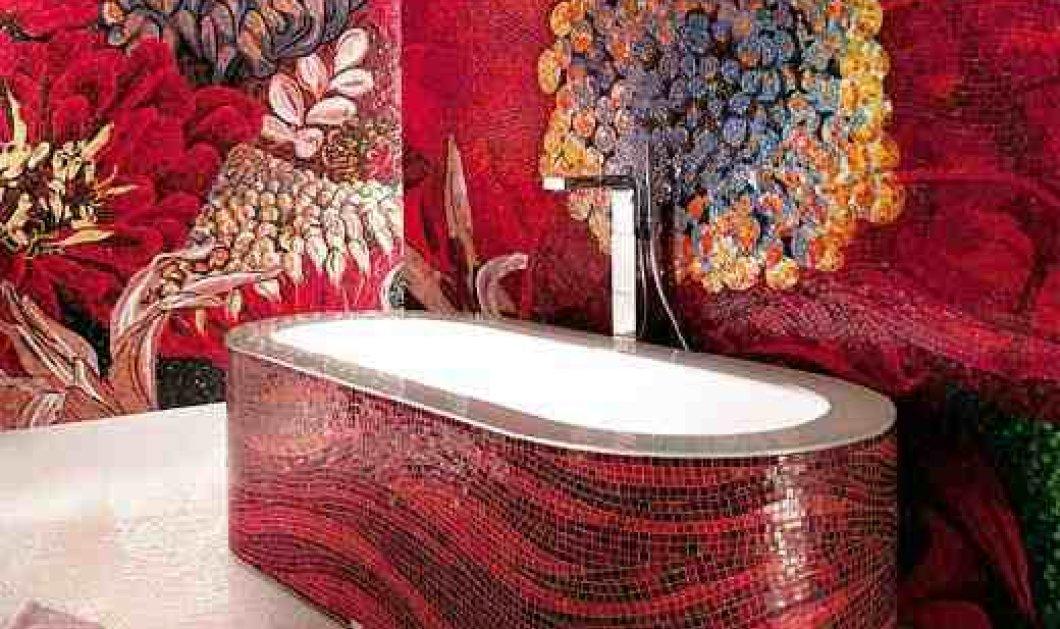 Τρελαίνεστε για μπάνια με άποψη! Ε, αυτά θα σας κρατήσουν μέσα στο νερό για μέρες - πολυτελή & εντυπωσιακά, παλατάκια! - Κυρίως Φωτογραφία - Gallery - Video
