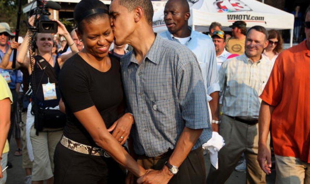 Ο γιος της Νταιάνα Ρος & η πανέμορφη Τίκα Σούμπερ θα παίξουν τον Μπάρακ & την Μισέλ Ομπάμα στο love story τους!  - Κυρίως Φωτογραφία - Gallery - Video