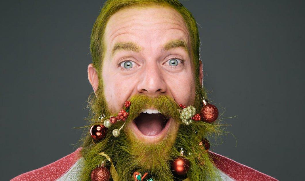 Έχετε δει μουστάκια ντυμένα Χριστουγεννιάτικα δέντρα; Ιδού 12 που θα σας φτιάξουν την ημέρα σας, από αυτούς τους κυρίους που δεν σταματούν να χαμογελούν! (slideshow) - Κυρίως Φωτογραφία - Gallery - Video