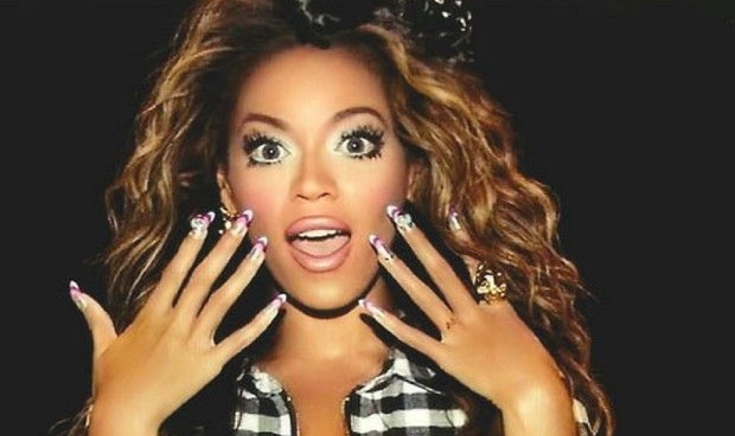 H Beyonce, τώρα και... νυχού! Έμπνευσή της, τι άλλο; Ο εαυτός της! (φωτό) - Κυρίως Φωτογραφία - Gallery - Video