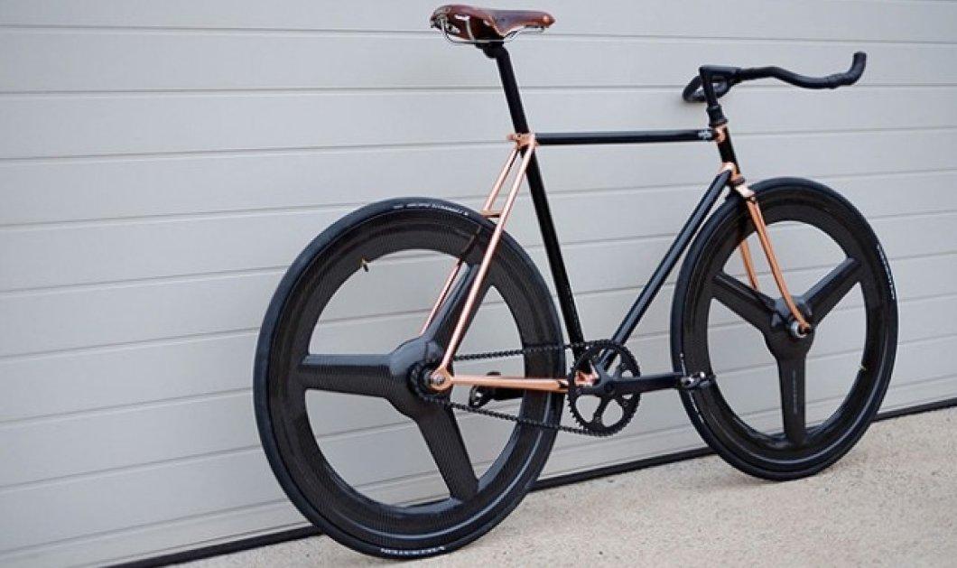 Vicious Cycle: Το εκπληκτικό ποδήλατο που φτιάχτηκε από τους πιο γνωστούς σχεδιαστές της Νοτίου Αφρικής! - Κυρίως Φωτογραφία - Gallery - Video