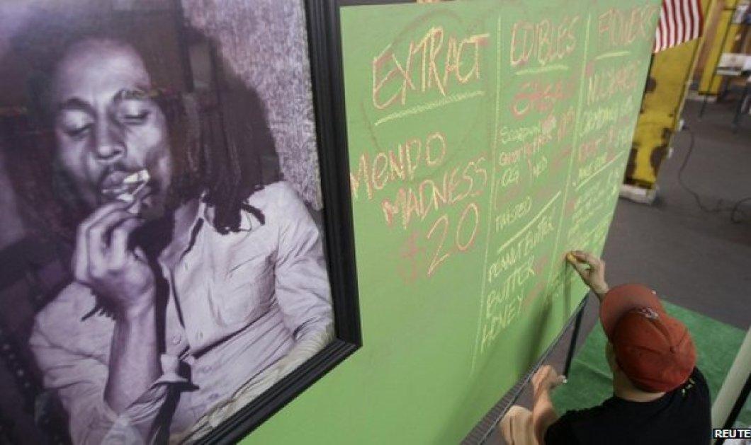 Bob Marley θα είναι το όνομα της παγκόσμιας φίρμας προϊόντων από κάναβη που λανσάρει η οικογένεια του Τζαμαικανού καλλιτέχνη! (βίντεο) - Κυρίως Φωτογραφία - Gallery - Video