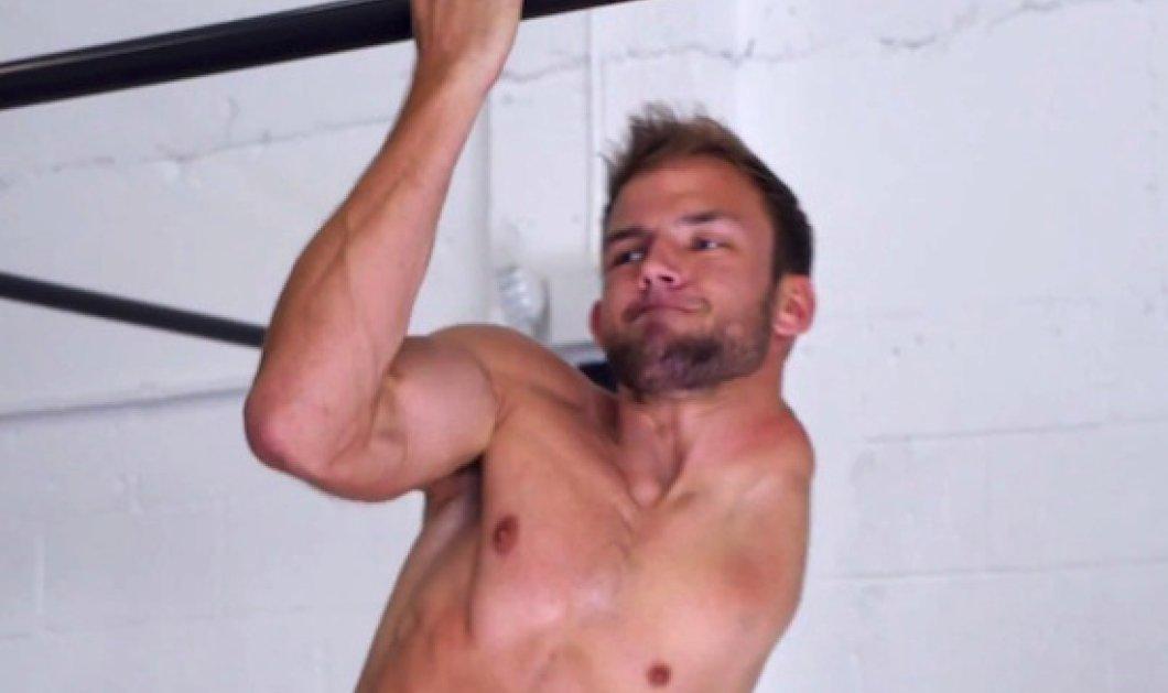 Story of the day: Η ιστορία του Luke Ericson, που γεννήθηκε με ένα χέρι και μισό πνεύμονα & έγινε αθλητής του bodybuilding  σίγουρα θα σας εμπνεύσει!(Φωτό - Βίντεο) - Κυρίως Φωτογραφία - Gallery - Video