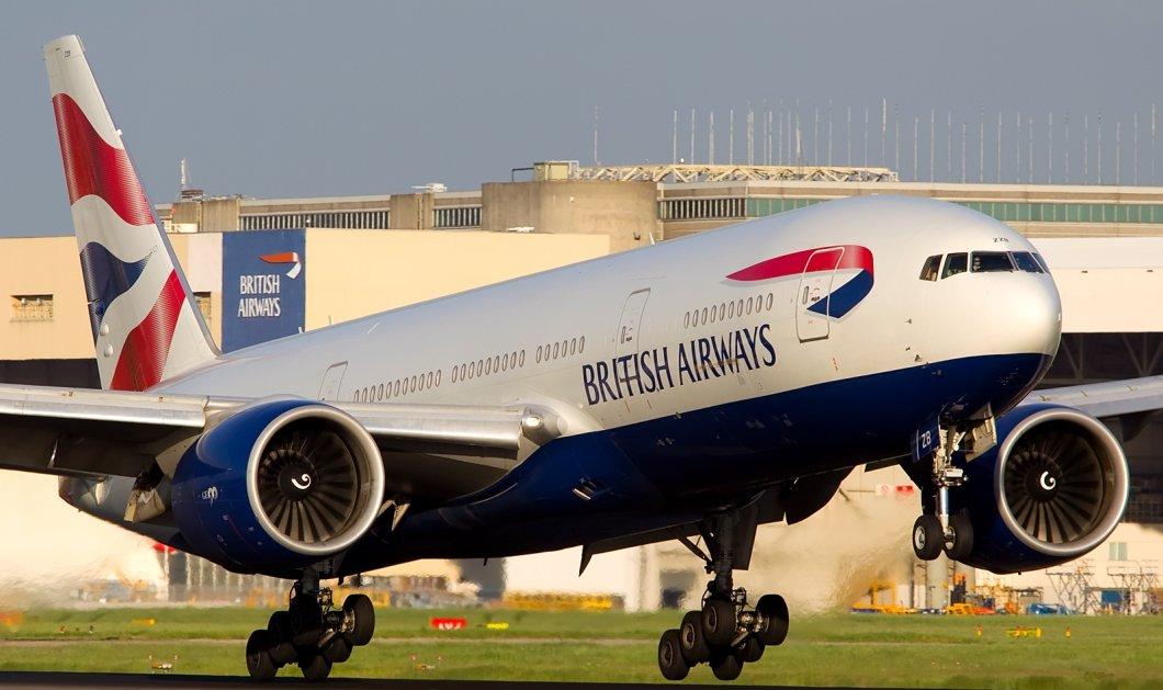 Θρίλερ με πτήση της British Airways που επέστρεψε στο Χίθροου λόγω ''τεχνικού προβλήματος''! - Κυρίως Φωτογραφία - Gallery - Video