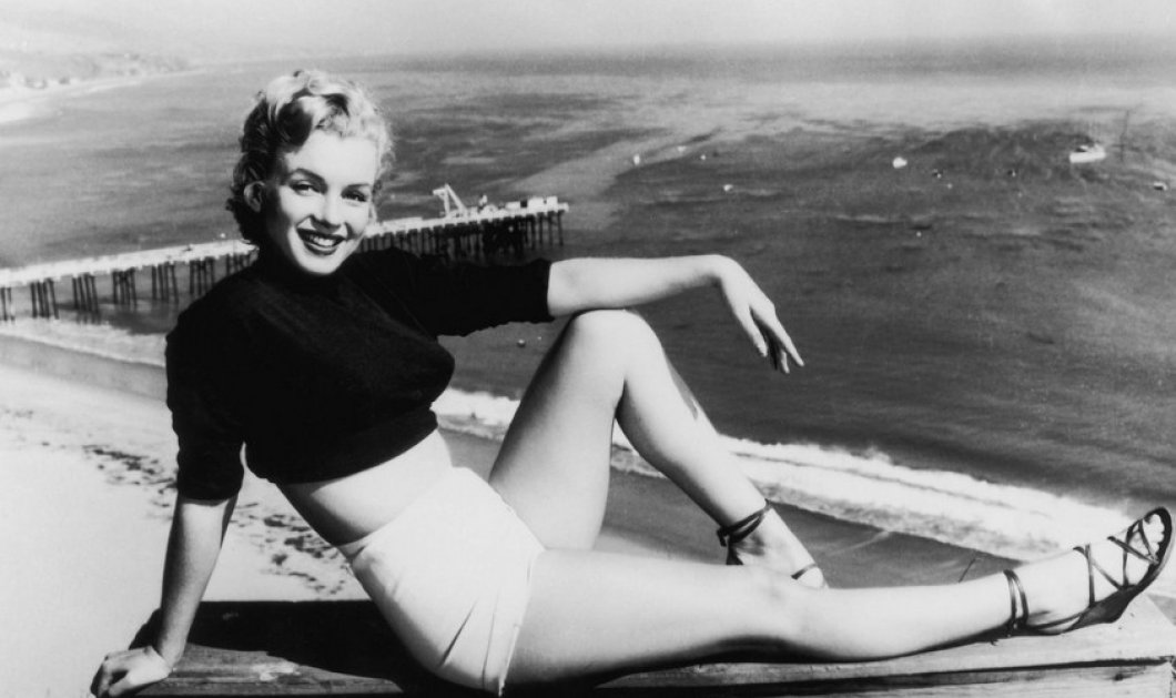 Vintage fashion: Όταν η Μέριλυν Μονρόε φορούσε καυτά σορτς - Το ένα καλύτερο από το άλλο  - Κυρίως Φωτογραφία - Gallery - Video
