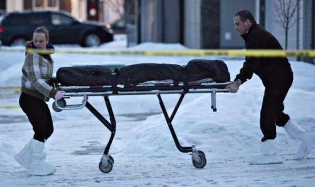 Θρίλερ με μαζική δολοφονία στον Καναδά: Άνδρας σκότωσε 8 άτομα και στη συνέχεια αυτοκτόνησε - Κυρίως Φωτογραφία - Gallery - Video