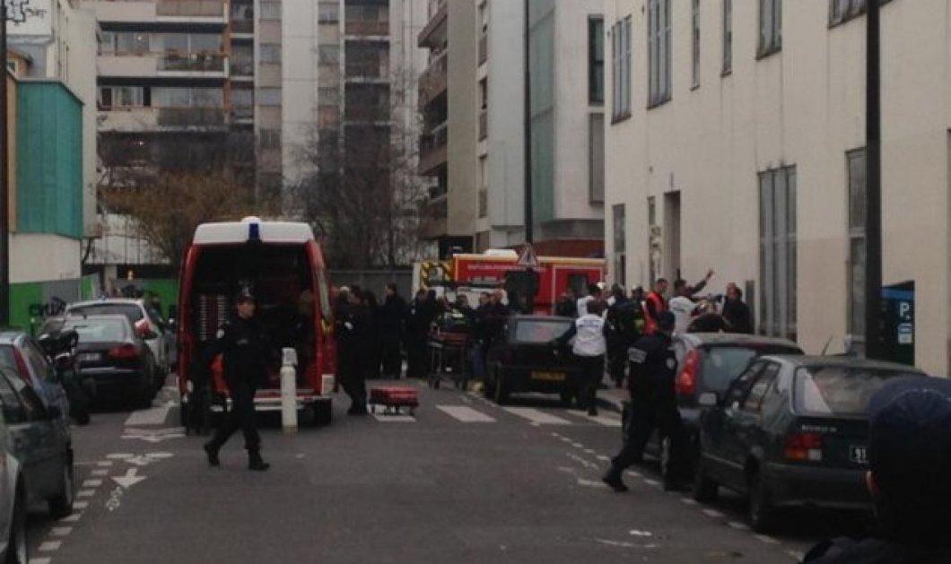 Charlie Hebdo: Εντοπίστηκαν και καταδιώκονται οι 3 δράστες - Ανθρωποκυνηγητό σε όλη τη Γαλλία - Κυρίως Φωτογραφία - Gallery - Video