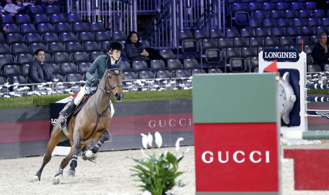 Charlotte Casiraghi - Και πριγκίπισσα και πρέσβειρα της Gucci ιππεύει θαυμάσια το άλογο της! Απολαύστε την! - Κυρίως Φωτογραφία - Gallery - Video