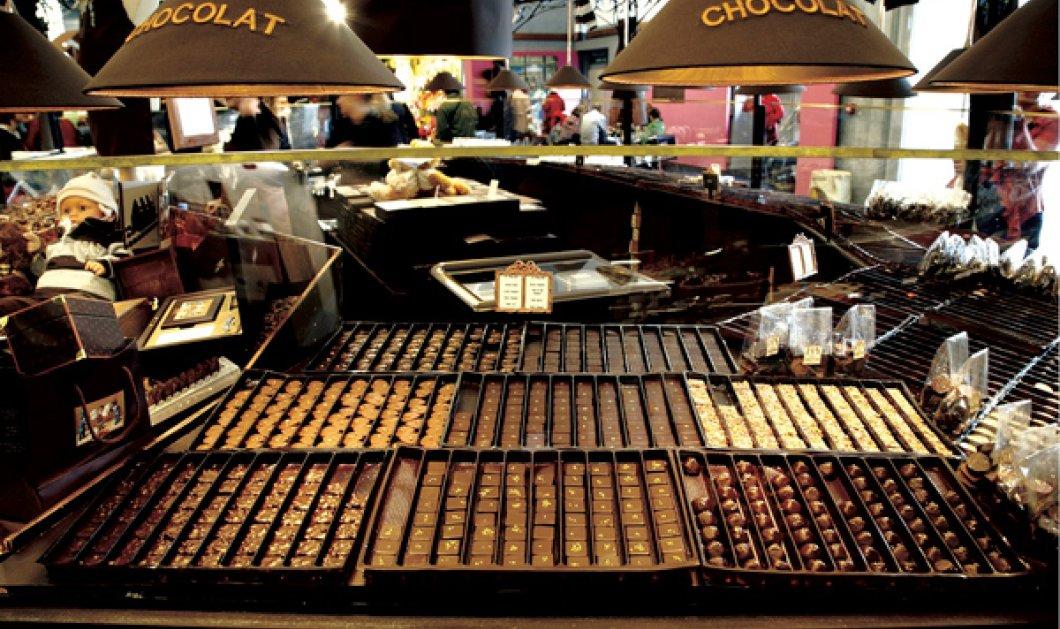 Για τους πιστούς της σοκολάτας: Ιδού οι 10 «ιεροί ναοί» της, από το Μπρούκλιν ως τις Βρυξέλλες! Μεγάλη η χάρη της!  - Κυρίως Φωτογραφία - Gallery - Video