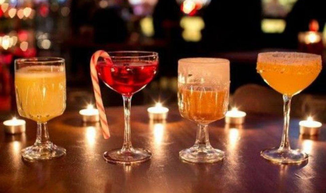 Δοκιμάστε μοντέρνα, γευστικά και χριστουγεννιάτικα cocktails στο «The Ritzy», το πιο κομψό και εκλεπτυσμένο στέκι στον Χολαργό! - Κυρίως Φωτογραφία - Gallery - Video