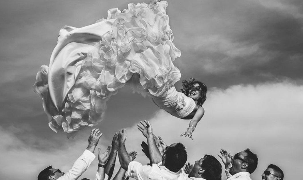 Πανέμορφες, βραβευμένες φωτογραφίες από γάμους σε όλο τον κόσμο για το 2014 - Γαμπροί, νύφες και όλο το σόι ποζάρουν σαν σταρ του Χόλιγουντ! (slideshow) - Κυρίως Φωτογραφία - Gallery - Video