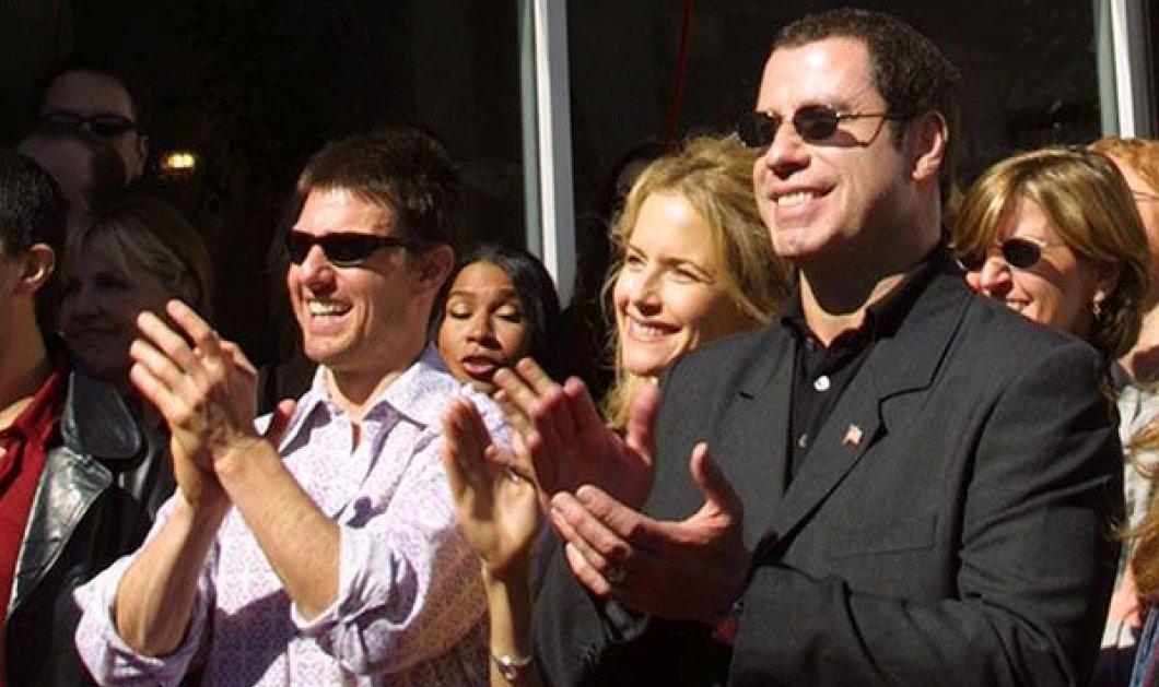 Αποκάλυψη φωτιά του περιοδικού Star: «Tom Cruise & John Travolta: Ζευγάρι εδώ και 30χρόνια» - Κυρίως Φωτογραφία - Gallery - Video