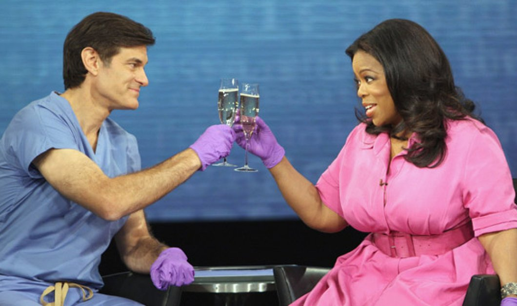 5 μυστικά για αδυνάτισμα από τον δρ Οζ της Oprah Winfrey - Καίει το λίπος το smoothie του με κανέλα-λάιμ  - Κυρίως Φωτογραφία - Gallery - Video
