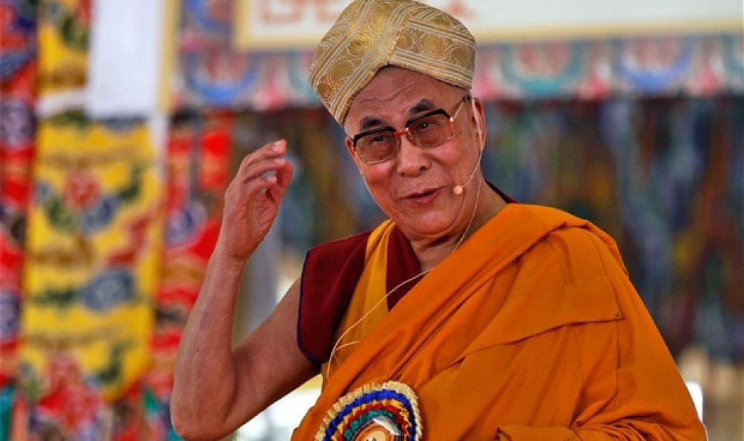 """Ο Πάπας Φραγκίσκος αρνήθηκε να συναντήσει τον Δαλάι Λάμα: """"Εγώ τον θαυμάζω πάντως"""" είπε ο εξόριστος Θιβετιανός ηγέτης!  - Κυρίως Φωτογραφία - Gallery - Video"""