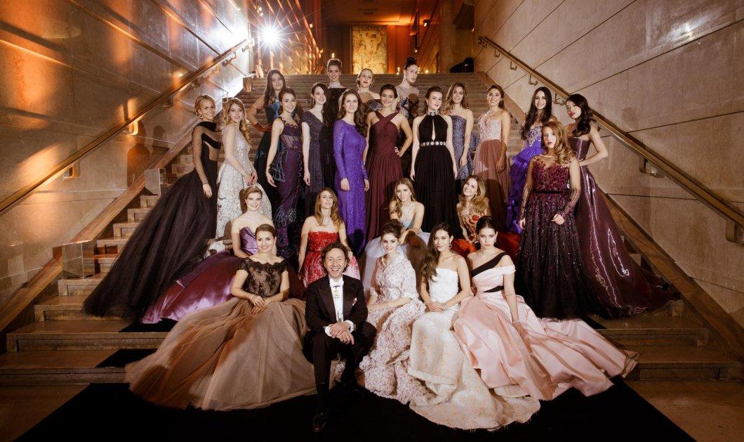 Να o Χορός των Debutantes: Tων δεσποινίδων & νεαρών της αριστοκρατίας ή αστέρων: Ο εγγονός του Μπελμοντό ή ο γιος του Γουώρεν Μπίτι! (slideshow) - Κυρίως Φωτογραφία - Gallery - Video