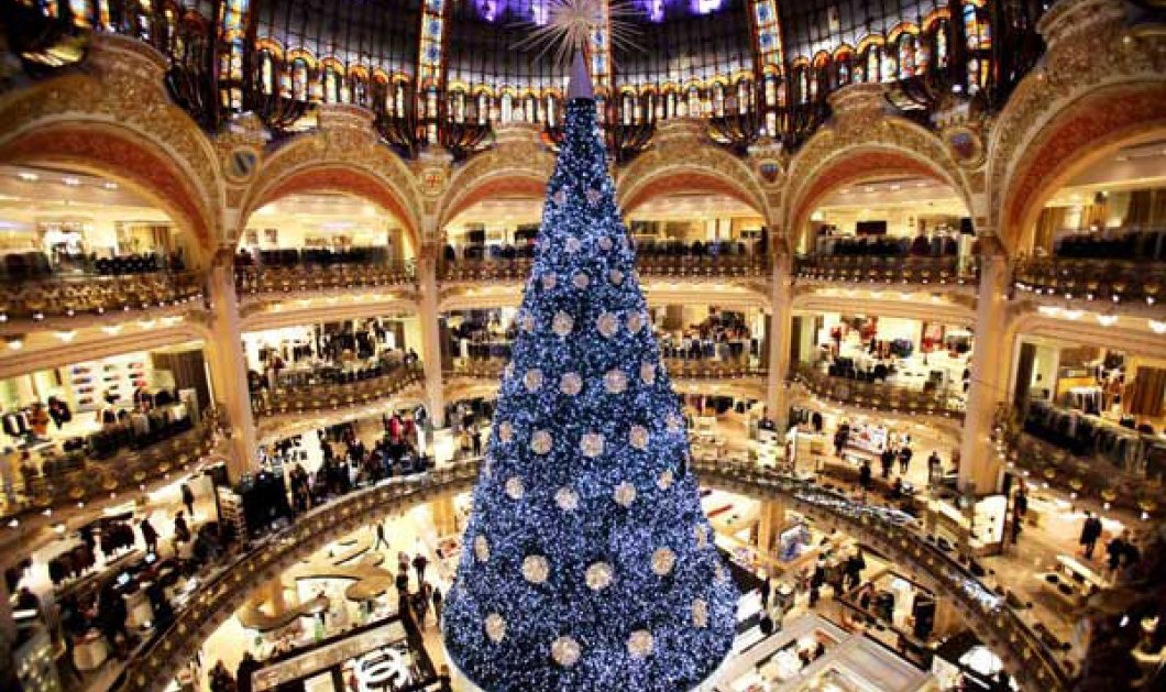 Τα 10 καλύτερα Χριστουγεννιάτικα δέντρα στον κόσμο! - Κυρίως Φωτογραφία - Gallery - Video