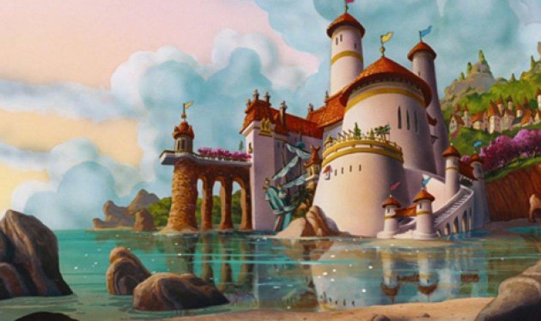 Όταν η φαντασία αντλεί έμπνευση από την πραγματικότητα - Έτσι θα ήταν τα παραμυθένια τοπία της Disney στον αληθινό κόσμο - Κυρίως Φωτογραφία - Gallery - Video