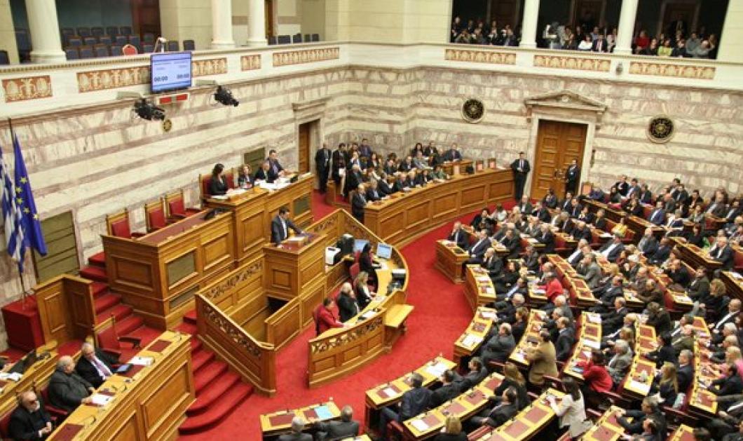 Live από τη Βουλή: Δείτε ζωντανά την ομιλία του Γ. Δραγασάκη - Κυρίως Φωτογραφία - Gallery - Video
