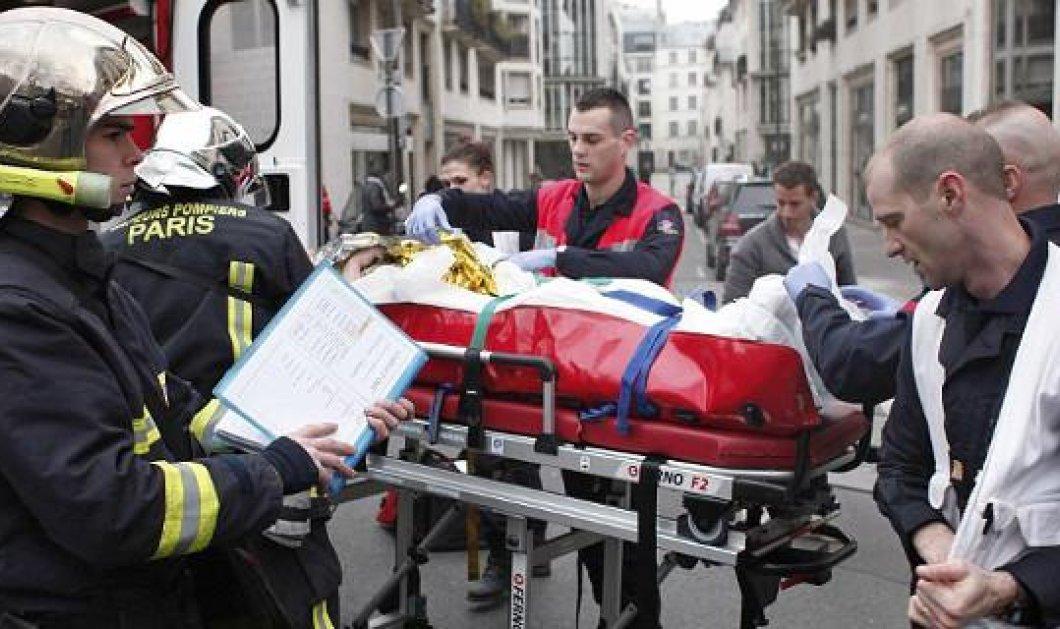 Ταυτοποιήθηκαν οι δράστες του μακελειού στο Παρίσι - 2 Μουσουλμάνοι αδελφοί γαλλικής καταγωγής και ένας 18χρονος φίλος τους - Κυρίως Φωτογραφία - Gallery - Video