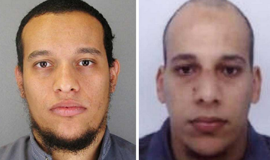Charlie Hebdo: Kομάντος, ελικόπτερα και επίλεκτες δυνάμεις στο κατόπι των δραστών - Εγκατέλειψαν το όχημά τους 80 χλμ πριν το Παρίσι - Κυρίως Φωτογραφία - Gallery - Video